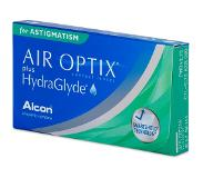Alcon Air Optix plus HydraGlyde for Astigmatism (6 lenzen)