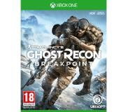 Ubisoft XONE GHOST RECON BREAKPOINT | Xbox One