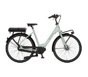 Cortina e-Common damesfiets Pale Aqua Matt RB7 - 340Wh