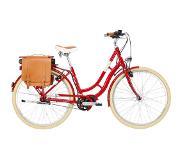 "Ortler E-Summerfield 7-speed Dames, classic red 55cm (28"") 2019 E-bikes urban"