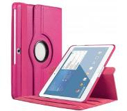 HEM Hard roze 360 graden draaibare tablethoes Galaxy Tab 4 10.1