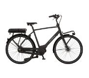 Cortina e-Common herenfiets Jet Black Matt RB7 - 340Wh