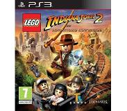 Sony PS3 Game LEGO, Indiana Jones 2, The Adv. Continues
