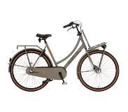 Cortina U4 Transport Solid N7 2020 Dames - 50 cm - Quartz grey Transportfiets