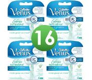 Gillette Combi Venus Embrace Sensitive 16 Scheermesjes
