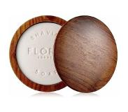 Floris Herengeuren No. 89 Shaving Soap in Woodbowl 100 g