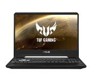 "Asus TUF Gaming FX505DY-AL006T Zwart Notebook 39,6 cm (15.6"") 1920 x 1080 Pixels AMD Ryzen 5 8 GB 1256 GB HDD+SSD Windows 10 Home"