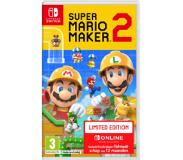 Nintendo Super Mario Maker 2 (Limited Edition) | Nintendo Switch