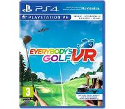 Sony Everybody's Golf VR PS4