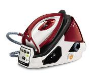 Tefal stoomstrijksysteem GV9061 Pro Express Care, variabele stoom 0-120 g/min, 7 bar, wit/rood