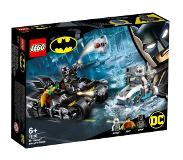 LEGO 76118 LEGO Super Heroes Mr. Freeze: Het Batcycle-gevecht 76118