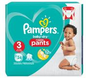 Pampers Baby-Dry Pants maat 3 (6