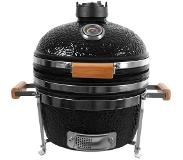 "Patton Kamado Grill 16"" Zwart"
