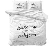 Dreamhouse Bedding Wake Up dekbedovertrek - 100% katoen -