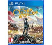 Take Two The Outer Worlds PS4