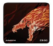 SteelSeries QcK + CS:GO Howl Edition