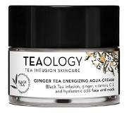 Teaology Ginger Tea Energizing Aqua-Cream Gezichtscrème 50ml