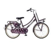 POPAL Daily Dutch Basic 20 inch meisjesfiets Paars
