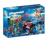 Playmobil Monstertruck met Alex en Brute Brock - 9407