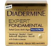 Diadermine Nightcare Expert Fondamental Nachtcrème - 50 ml