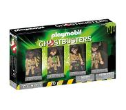 Playmobil Ghostbusters Collector's Set Winston, Peter, Egon en Ray -
