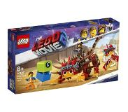 LEGO Movie Ultracatty and Warrior Wyldstyle 70827