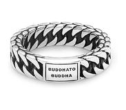 Buddha to buddha Ring Esther Small van zilver