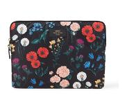 Wouf Blossom laptophoes met dessin 13 inch