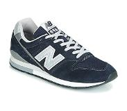 New Balance 996 Lage Sneakers dames Blauw 43