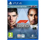 Codemasters F1 2019 Anniversary Edition PS4