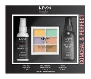 NYX Conceal & Perfect Make-upset