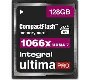 Integral 128GB CompactFlash UltimaPro 160/135MB/s