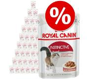 Royal Canin 48 x 85 g Royal Canin Kattenvoer - Kitten Instinctive in Gelei