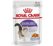 Royal Canin 36 + 12 gratis! 48 x 85 g Royal Canin natvoer Instinctive in saus