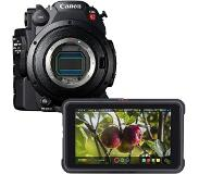Canon C200 Body + Atomos Ninja V Power Kit