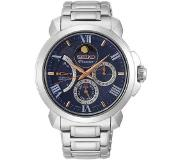 Seiko Premier herenhorloge Kinetic Direct Drive Analoog 42,5 mm SRX017P1