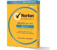 Norton Security Deluxe 3.0 (3 devices, 1 year) NL