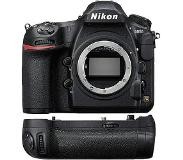 Nikon D850 + MB-D18 Multi Battery Power Pack Zwart