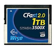 Wise CFast 2.0 Card 3500X 1TB
