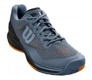 Wilson Tennisschoen Wilson Men Rush Pro 3.0 Flint Stone Black Mandarin-Schoenmaat 46,5 (UK 11.5)