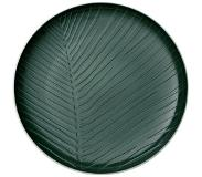 Villeroy & Boch It's my match Villeroy & Boch It's my match dinerbord - Green Leaf (Ø24 cm) Groen