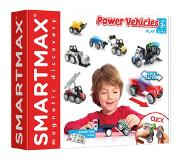 Smartmax Power Vehicles Mix speelgoedvoertuig