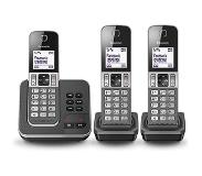 Panasonic KX-TGD323 trio black