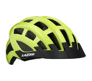 Lazer Compact Fietshelm, flash yellow Onesize | 54-61cm 2020 City helmen