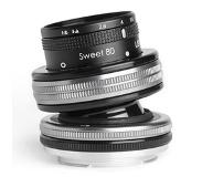 Lensbaby Composer Pro II + Sweet 80 Optic Fuji X