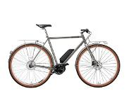 "Creme Ristretto ON+ Solo Heren, grey M | 55cm (27.5"") 2019 E-bikes urban"