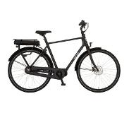 Cortina E-Foss herenfiets Diamond Black Matt 8V MM - 340Wh