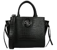 Michael Kors Guess Open Road Society handtas black