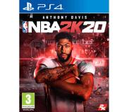 Take Two PS4 NBA 2K20 | PlayStation 4