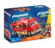 Playmobil 70075 Movie Foodtruck Del's